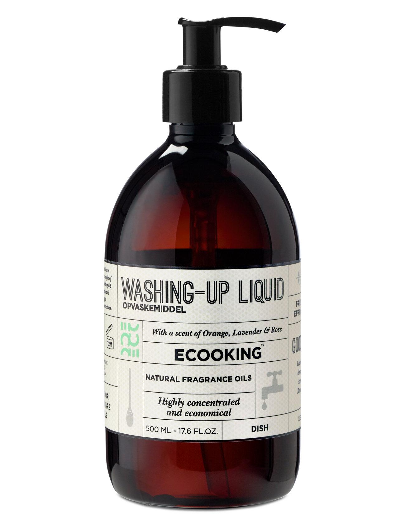 Image of Washing-Up Liquid Håndsæbe Nude Ecooking (3416356155)