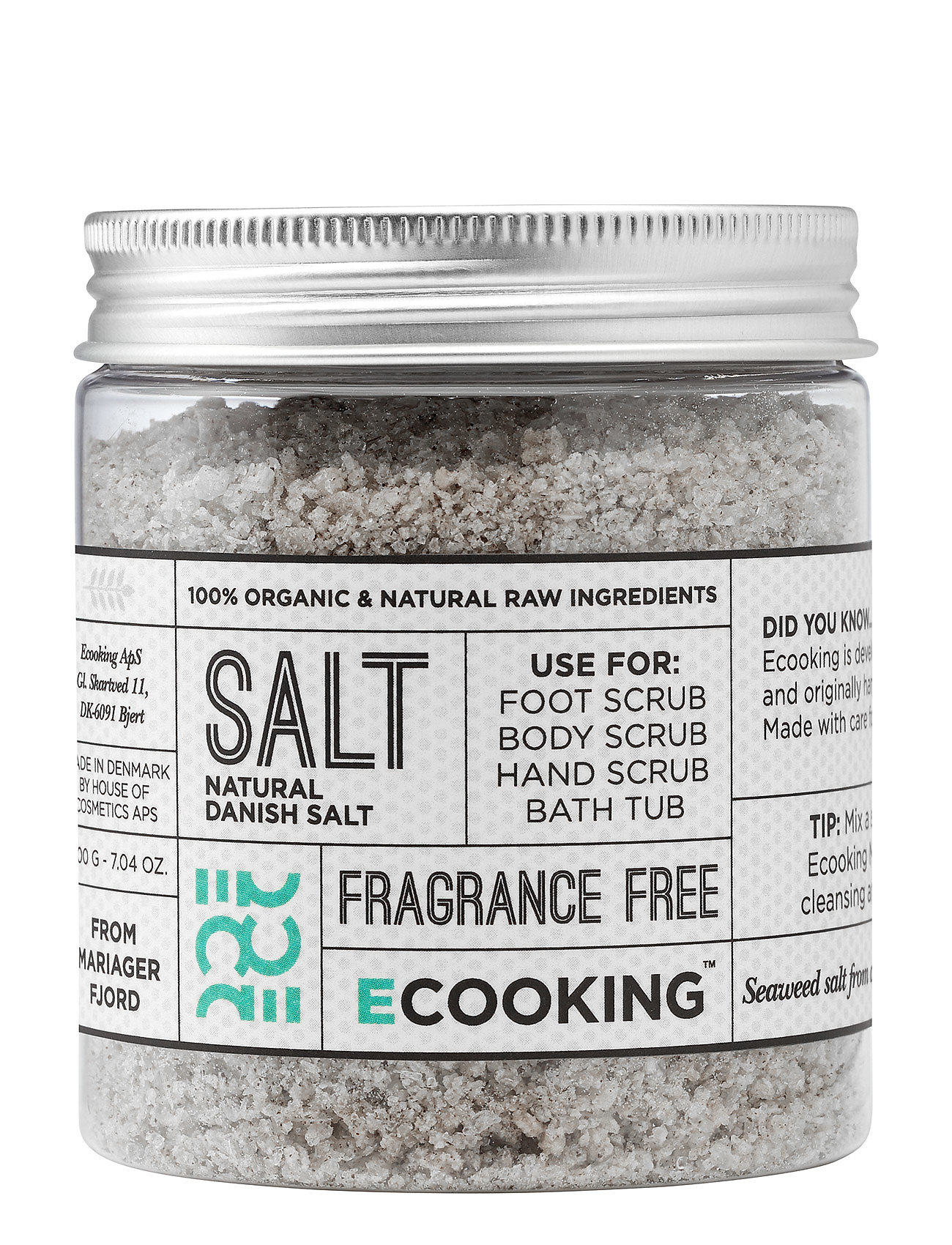 Ecooking Salt - CLEAR