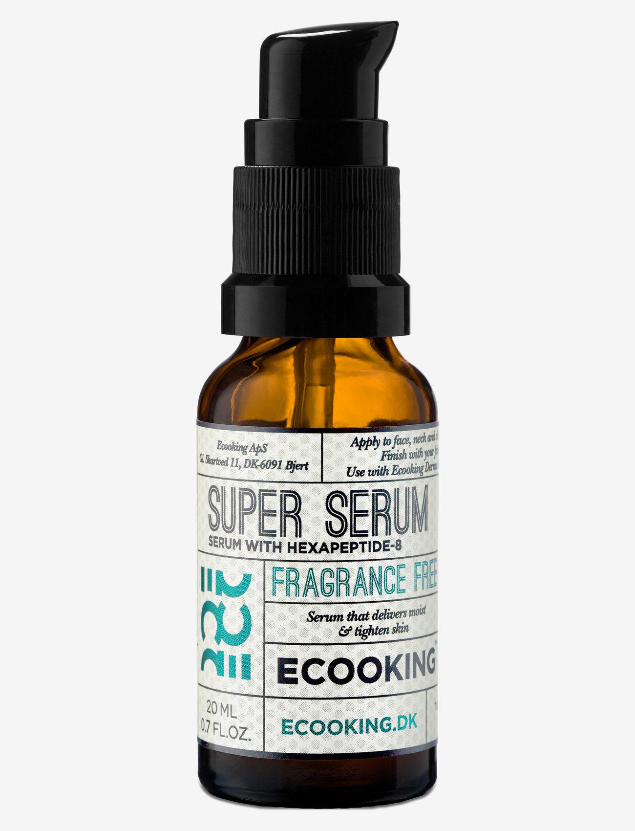 Ecooking - Super Serum - serum - clear - 0