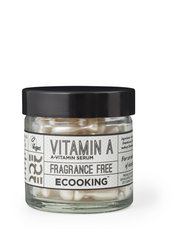 Ecooking A-vitamin Serum, capsules - CLEAR