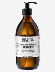 Ecooking - Multi Oil - vartaloöljyt - clear - 0