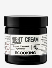 Ecooking - Night cream - yövoide - clear - 0