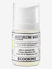 Ecooking - Moisture mask - kasvonaamiot - clear - 0