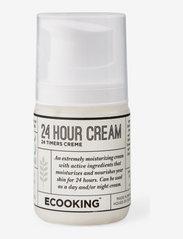 Ecooking - 24 h cream - päivävoiteet - clear - 0