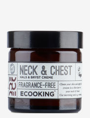 Ecooking - Neck & Decolleté Creme - body cream - clear - 0