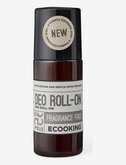 Ecooking - Deo Roll-on Fragrance Free - deo roll-on - no color - 0