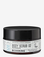 Ecooking - Ecooking Body Scrub 2 - kuorinta - no colour - 0