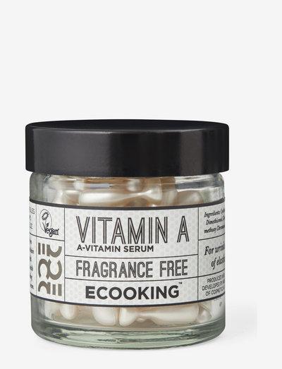 A-vitamin Serum, capsules - seerumit - clear