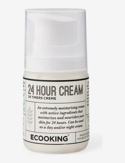 24 h cream - dagcreme - clear