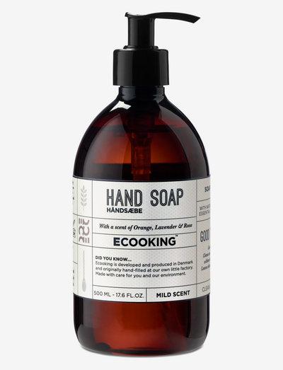 Hand soap - handtvål - clear
