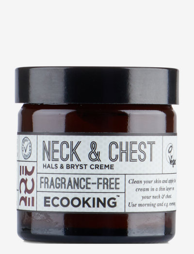 Neck & Decolleté Creme - body cream - clear