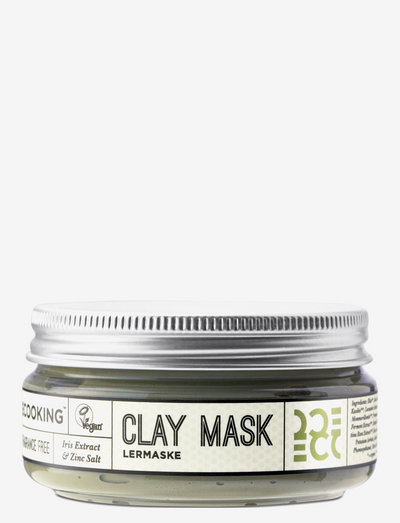 Clay Mask - kasvonaamiot - clear