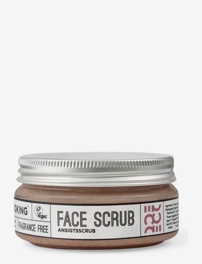 Face scrub - kuorinta - clear