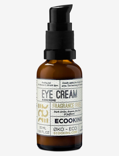 Eye cream - Ögonkräm - clear