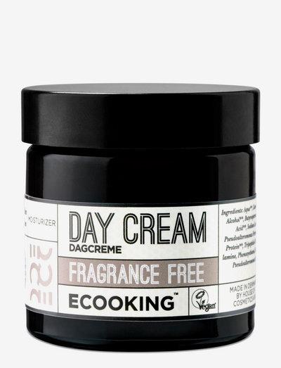 Day Cream Fragrance Free - dagkrem - no colour