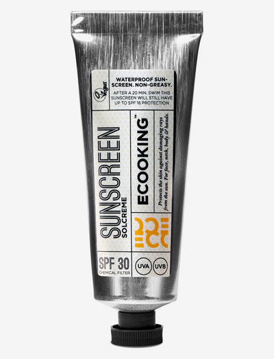 Sunscreen SPF 30 - kropspleje - no colour