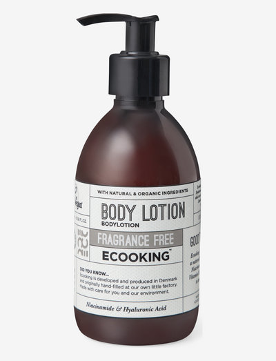 Body Lotion Fragrance Free - body lotion - no color