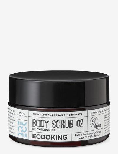 Ecooking Body Scrub 2 - kuorinta - no colour