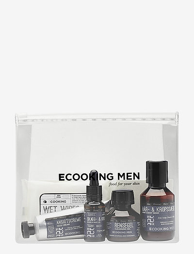 Ecooking Men Starter Kit - NO COLOUR