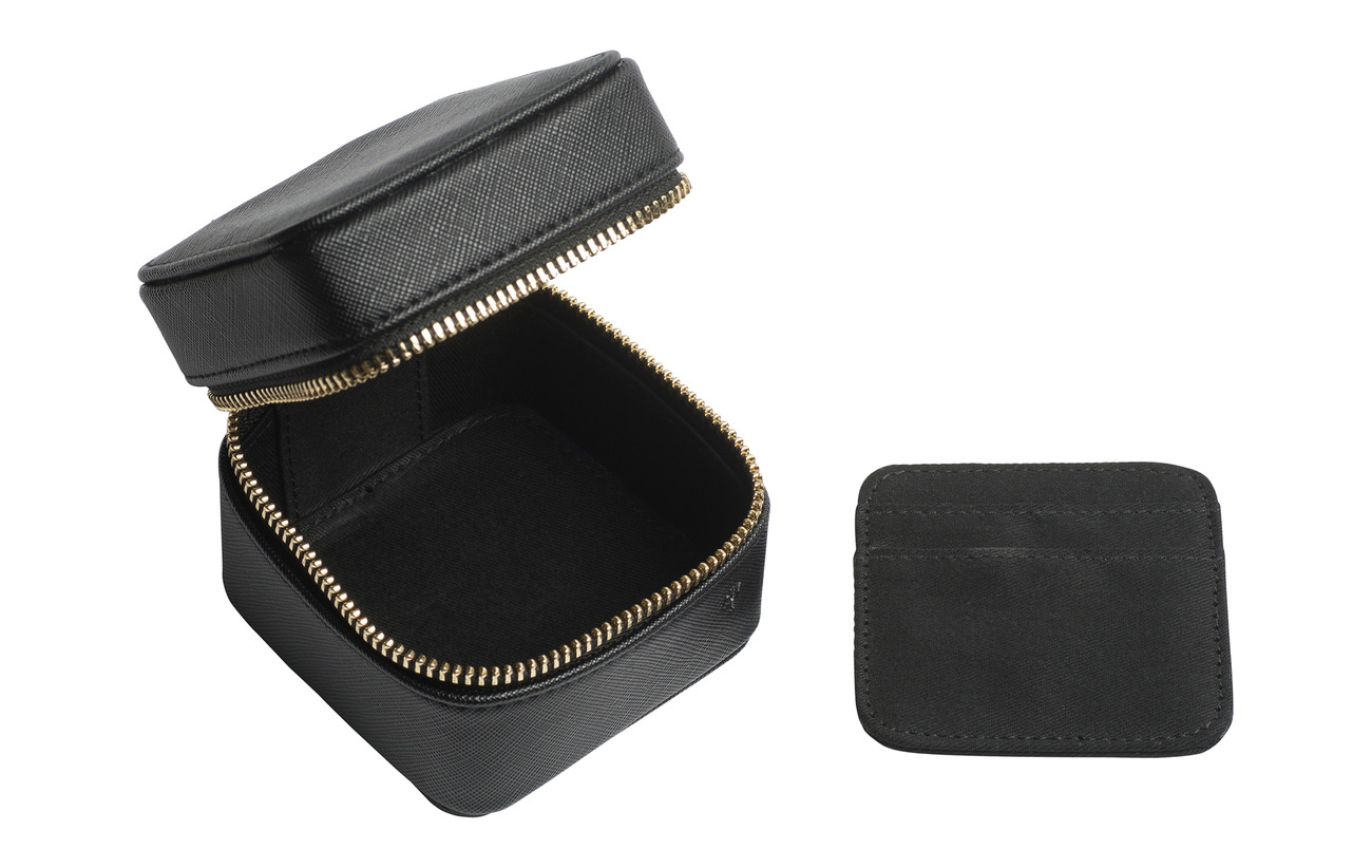Edblad Jewellery Case Small Black - BLACK