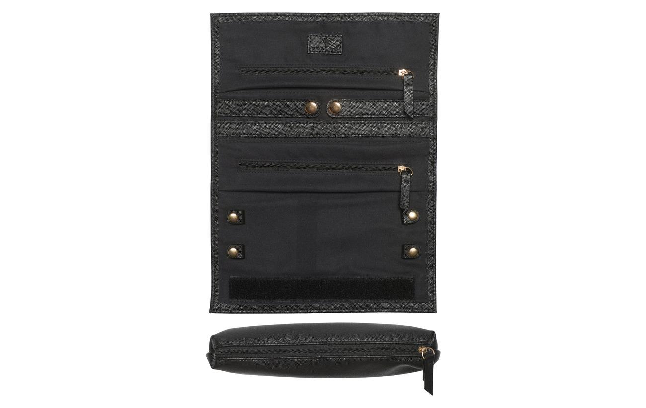 Edblad Jewellery Roll Black - BLACK