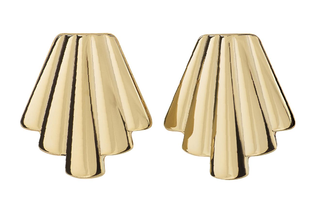 Edblad Michelle Studs Gold - GOLD