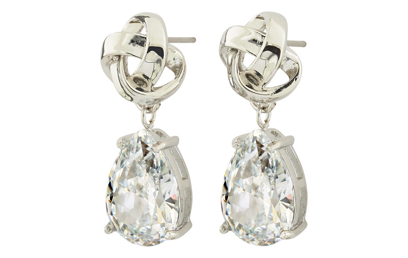 Edblad Gala Earrings cz - STEEL