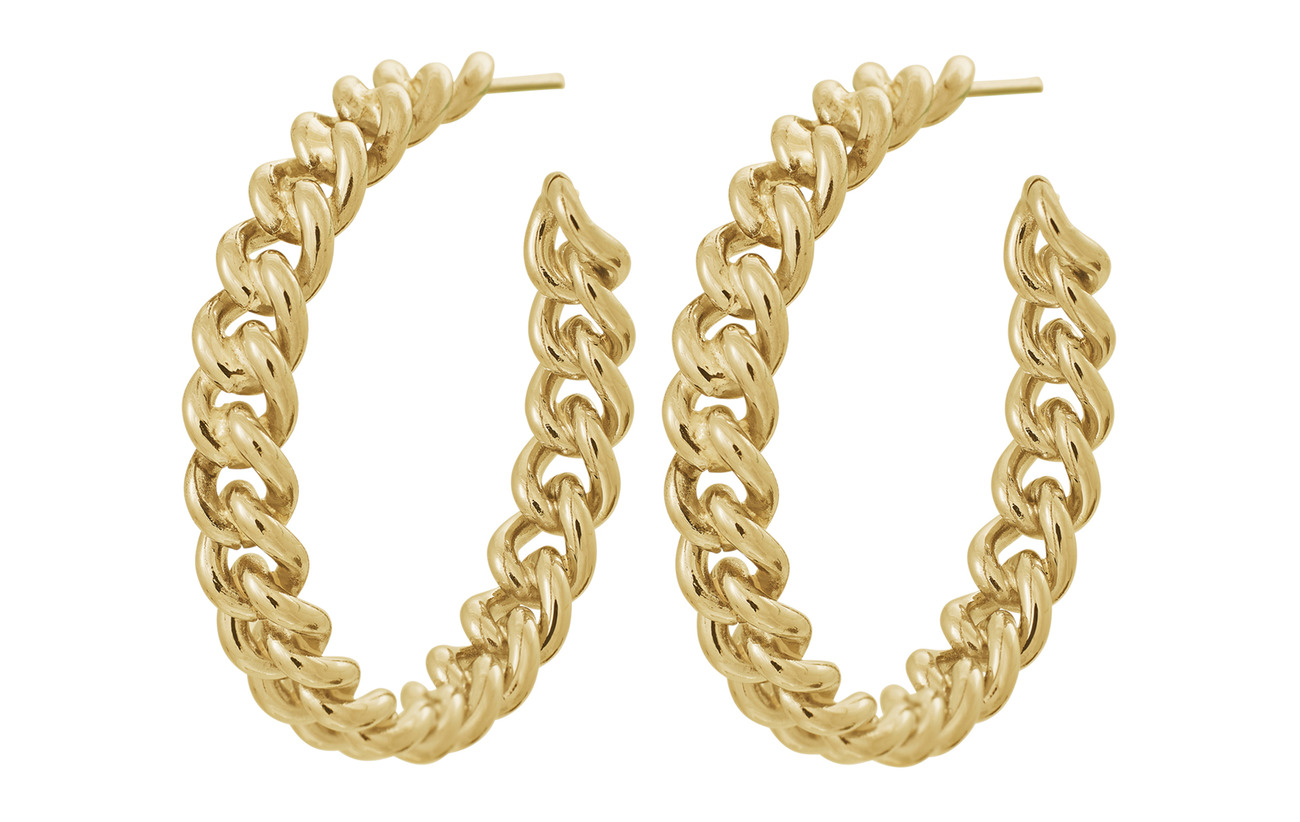 Edblad Lourdes Chain Creole - GOLD