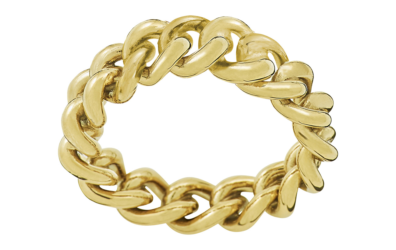 Edblad Lourdes Chain Ring - GOLD
