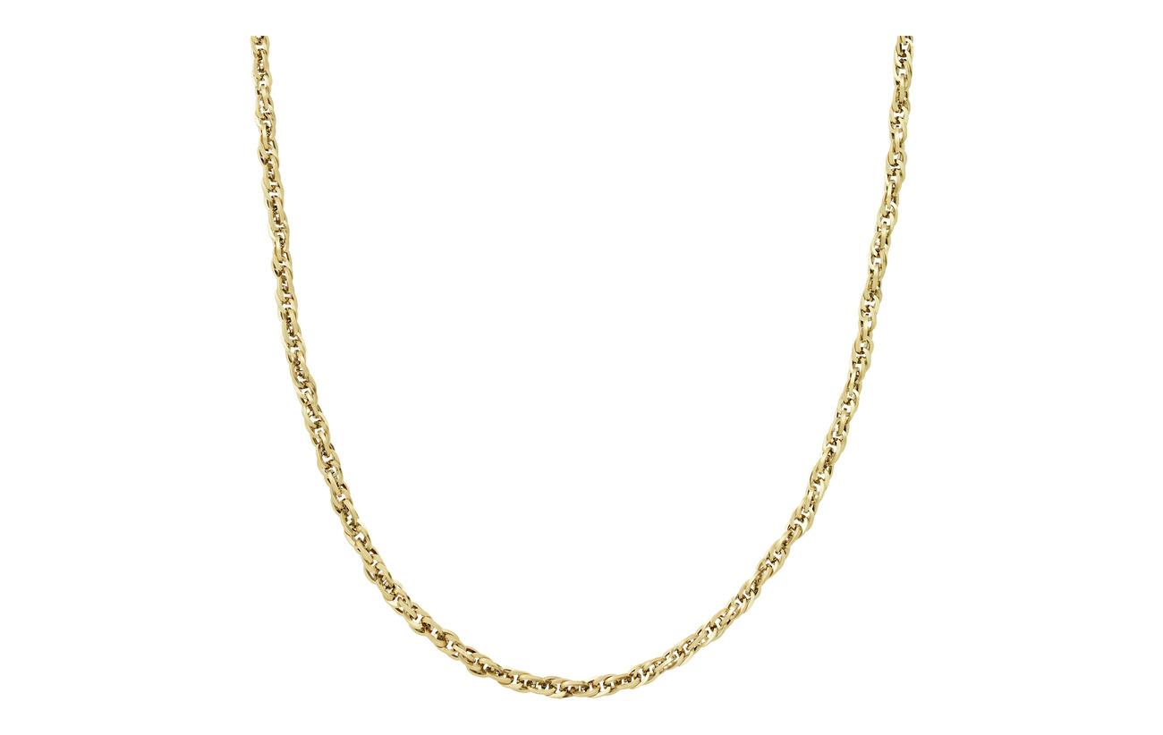 Edblad Chain Braided - GOLD