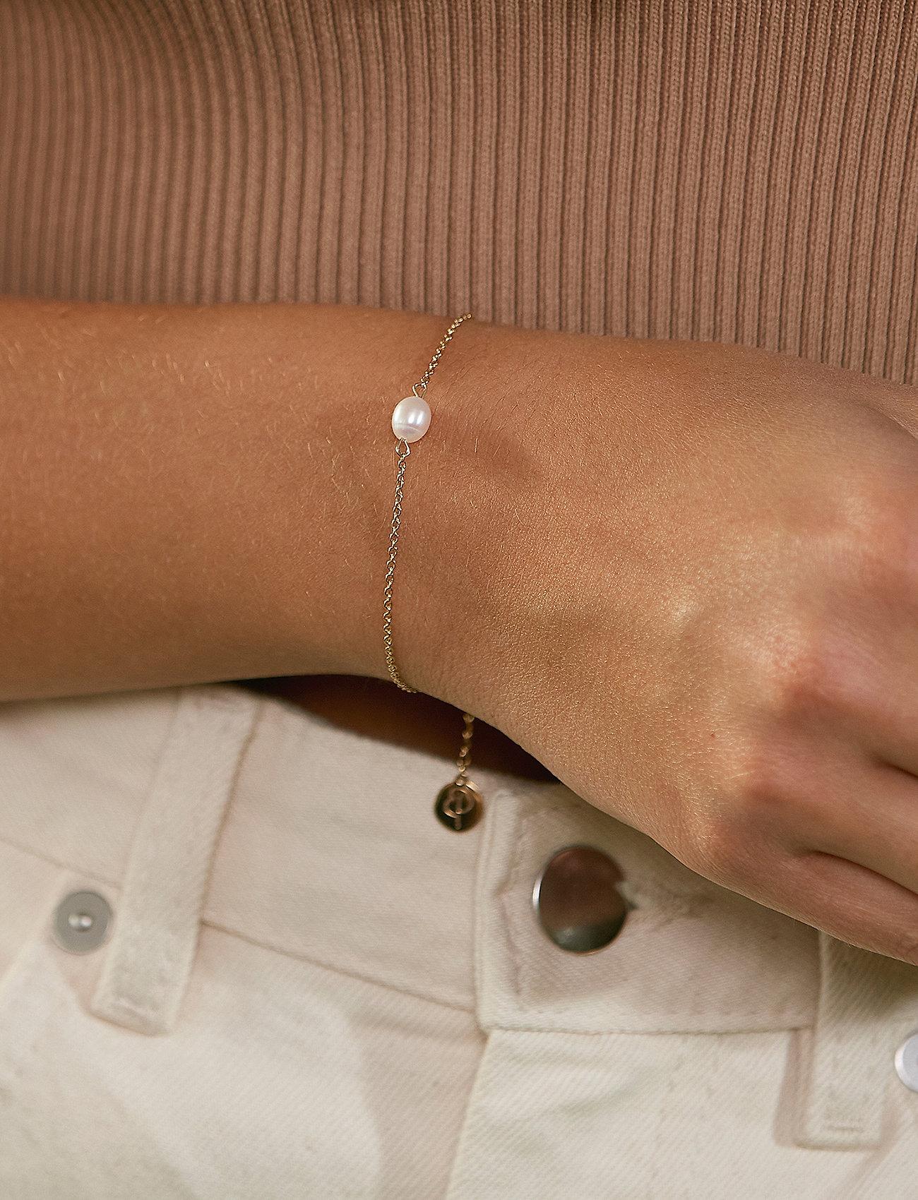 Edblad - Perla Bracelet Gold - dainty - gold - 0