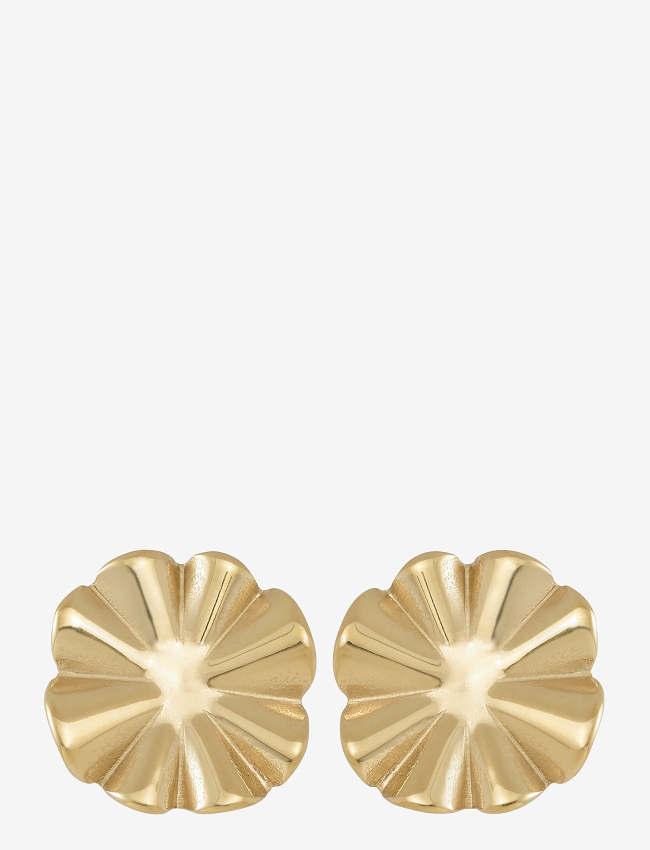 Edblad - Soaré Studs - stud oorbellen - gold - 0