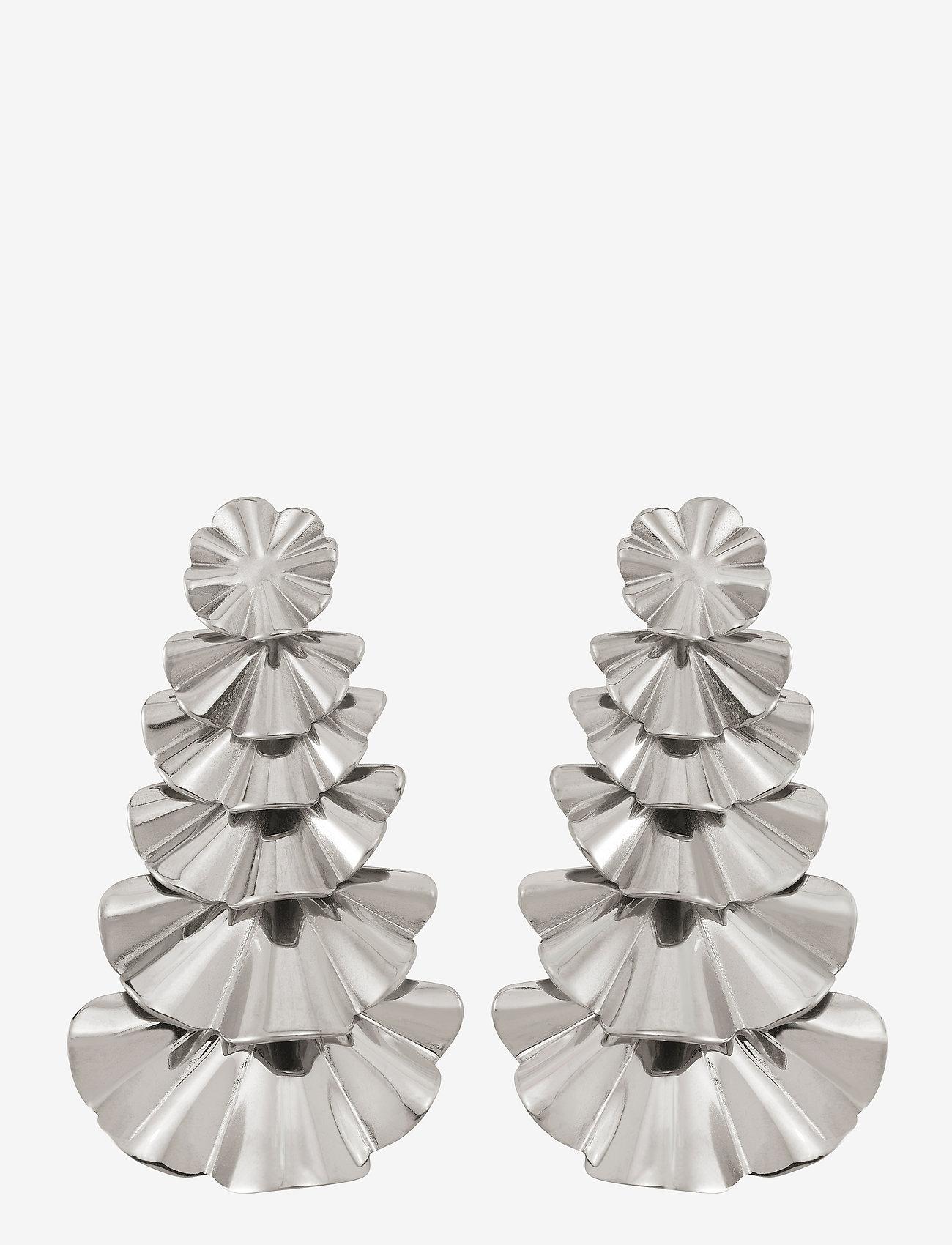 Edblad - Soaré Earrings Multi - statement earrings - steel - 0