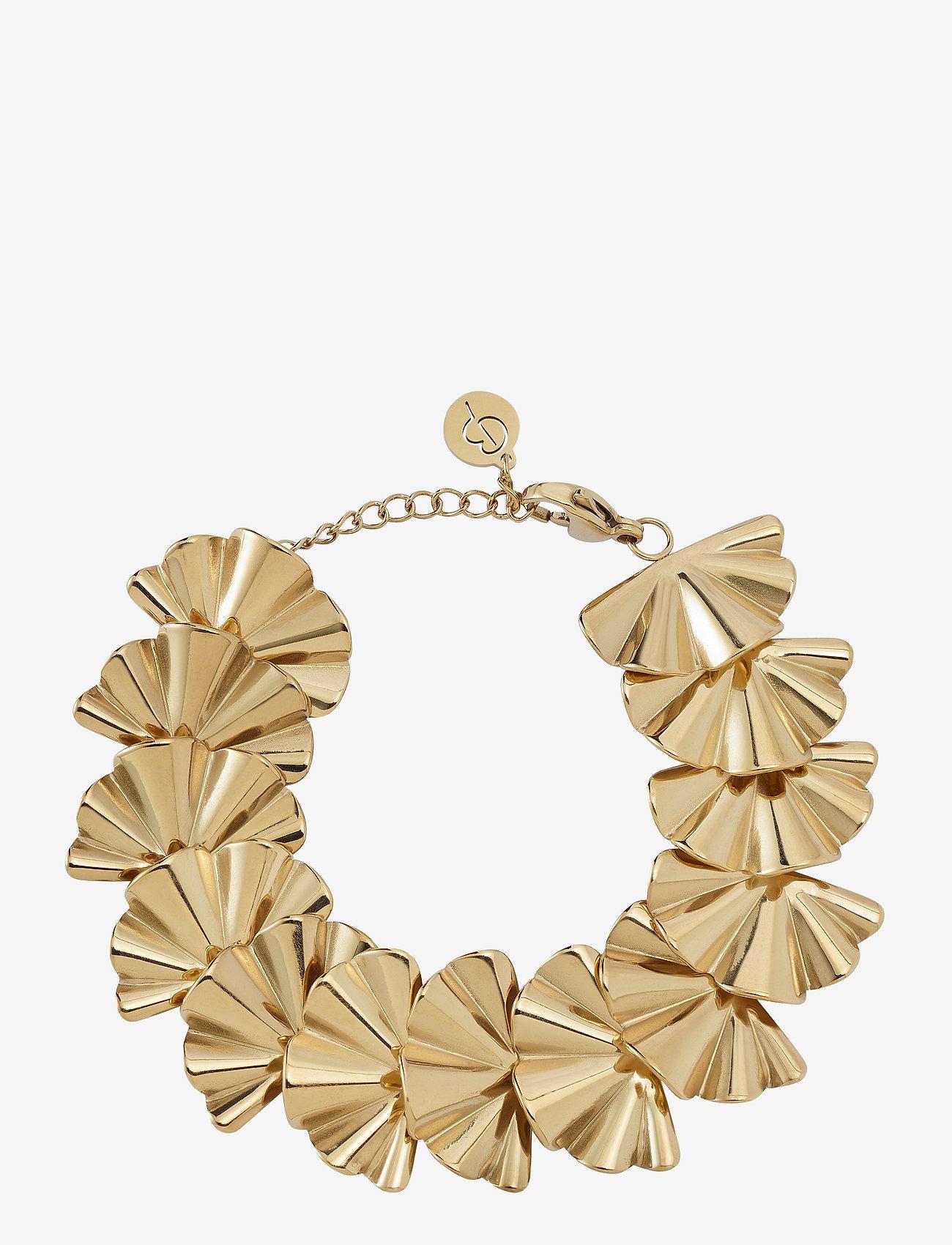 Edblad - Soaré Bracelet Multi - bangles - gold - 0