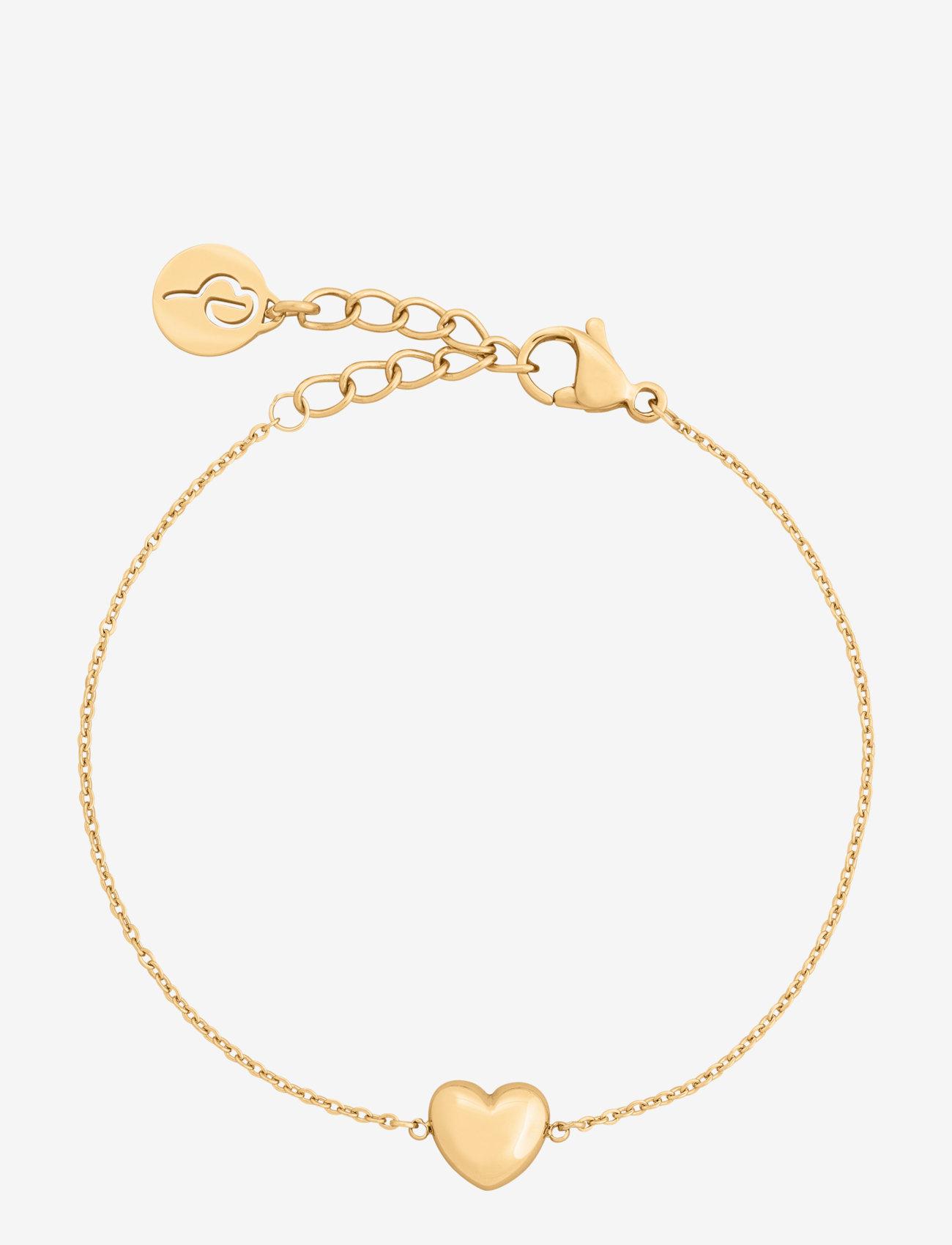 Edblad - Barley Bracelet - dainty - gold - 0
