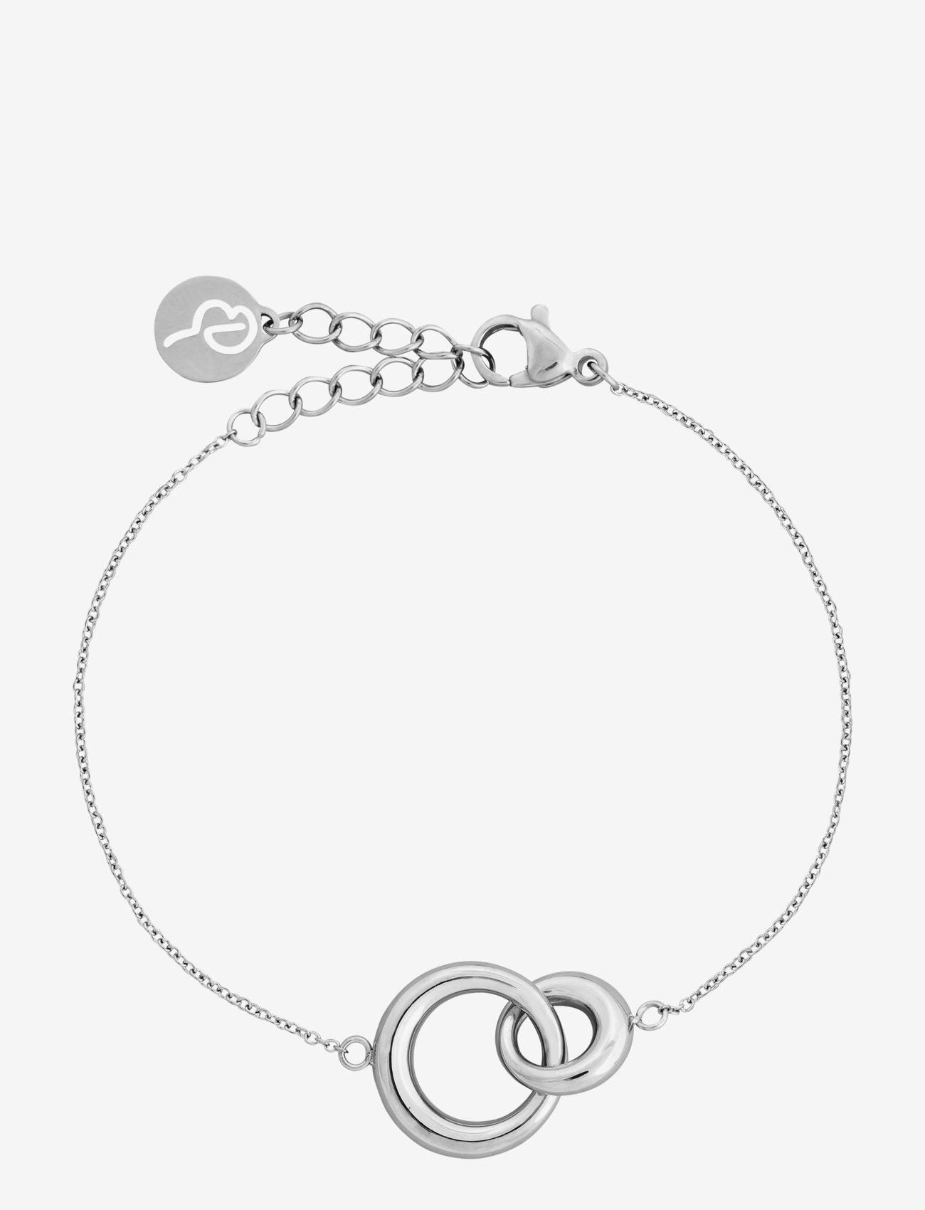 Edblad - Furo Bracelet Steel - dainty - steel - 1