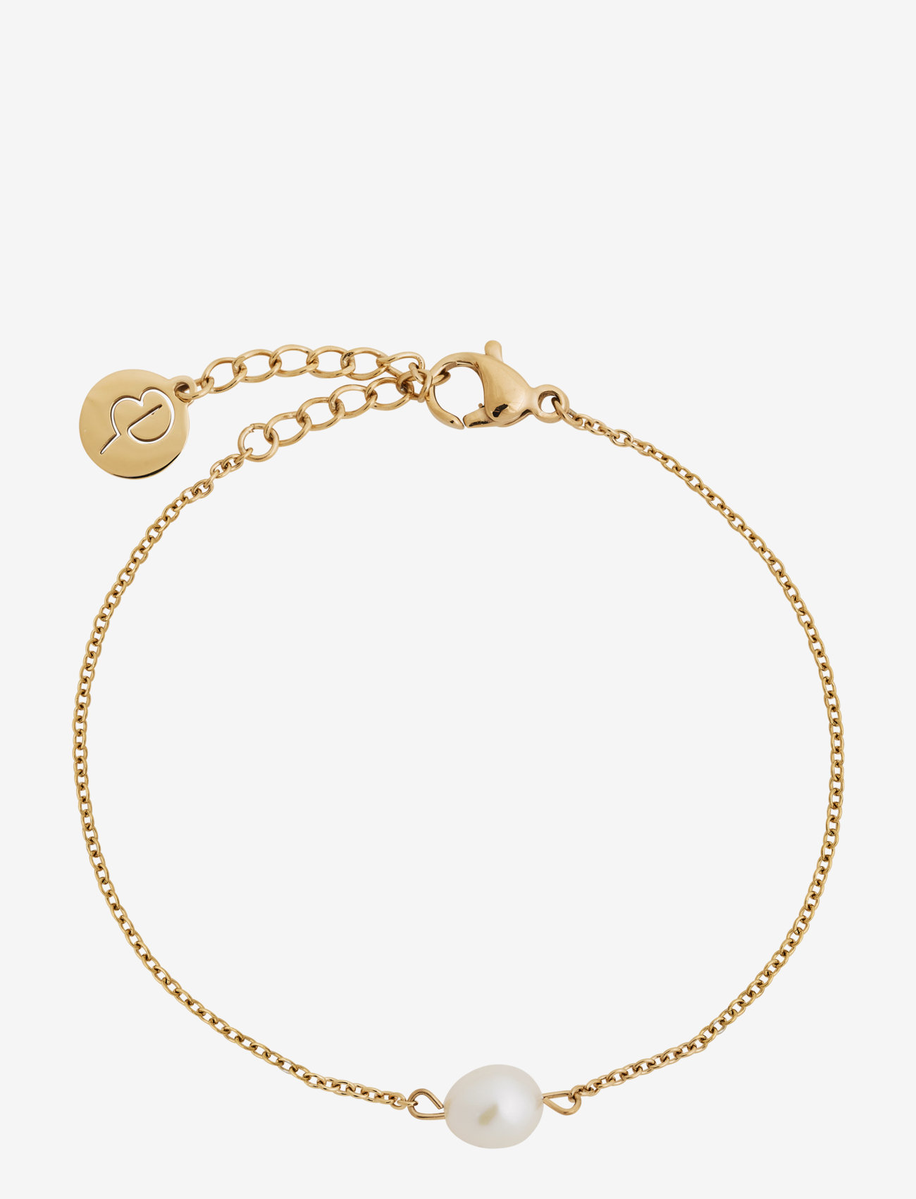 Edblad - Perla Bracelet Gold - dainty - gold - 1