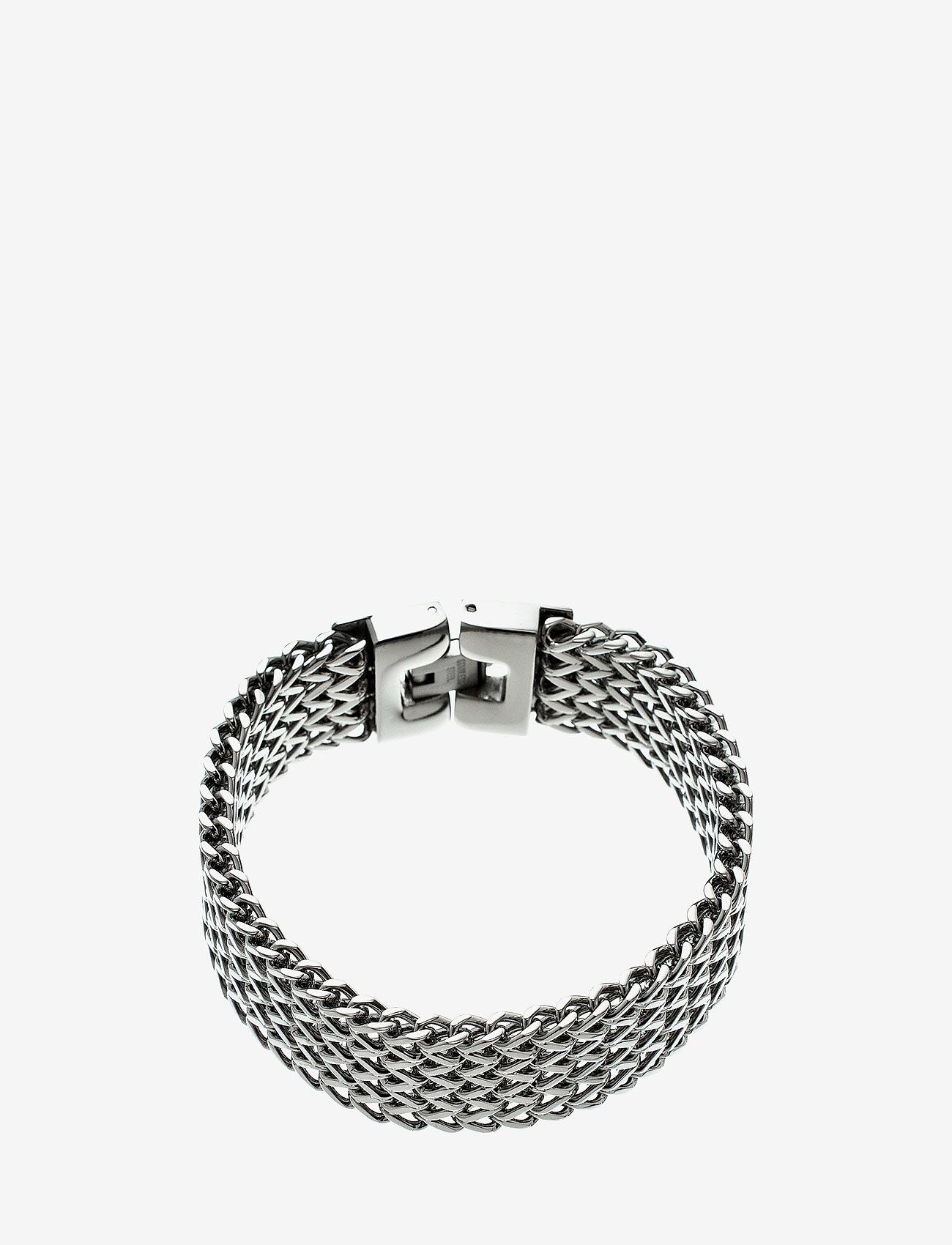 Edblad - Lee bracelet steel - dainty - steel - 0