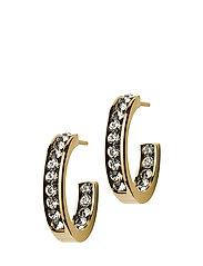 Andorra Earrings Mini Gold - GOLD