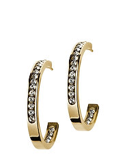 Andorra Earrings Small Gold - GOLD