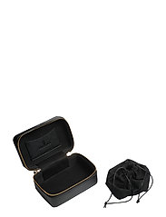 Jewellery Case Medium Black - BLACK