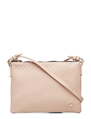 Irene Small Bag Tiles Embossed Dusty Pink - DUSTY PINK