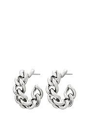 Lourdes Chain Creole - STEEL