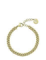Lourdes Chain Bracelet - GOLD