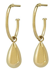 Drop Mini Earrings - GOLD