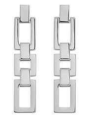 Deco Earrings - STEEL