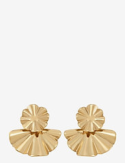 Edblad - Soaré Earrings - stud oorbellen - gold - 0