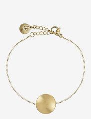 Edblad - Elsa Bracelet Matt - dainty - gold - 0