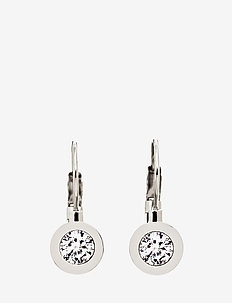 Stella Earrings - pendant - steel