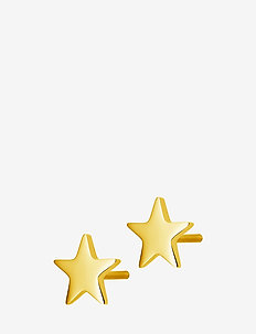 Sirius Studs Gold - Ørestikker - gold